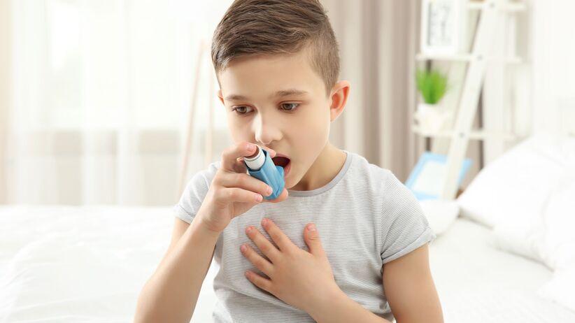 Astma u dzieci