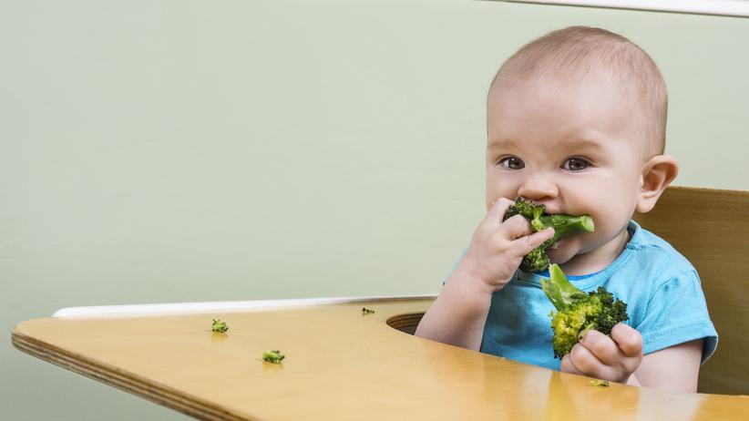 Warzywa w diecie dziecka