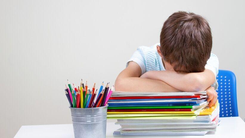 Dysleksja - trudności z czytaniem i pisaniem
