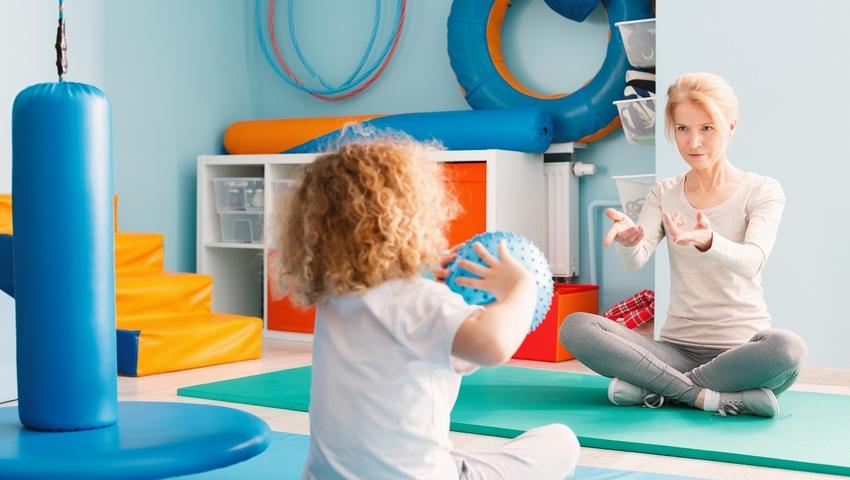 Dyspraksja, inaczej syndrom niezdarnego dziecka