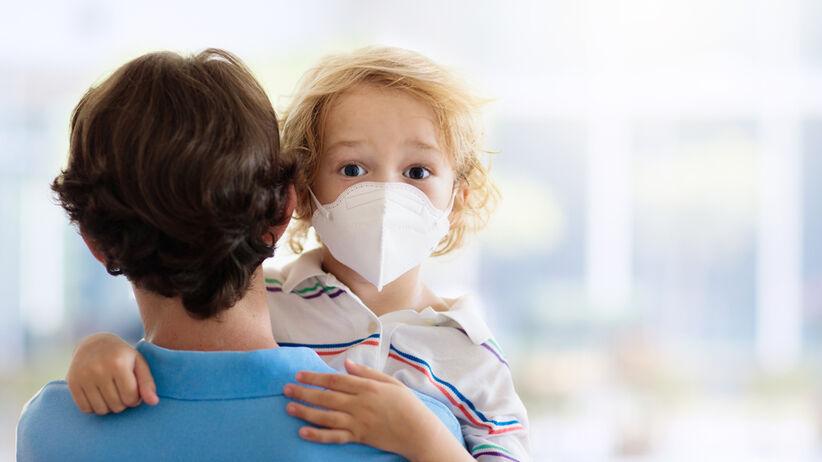 Dzieci zwykle nie zarażają koronawirusem dorosłych