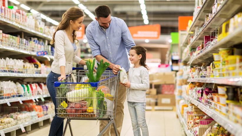 Jedzenie z supermarketu nie jest odpowiednie dla dzieci