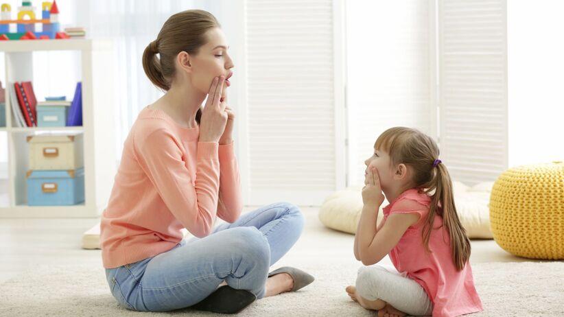Kiedy z dzieckiem do logopedy?