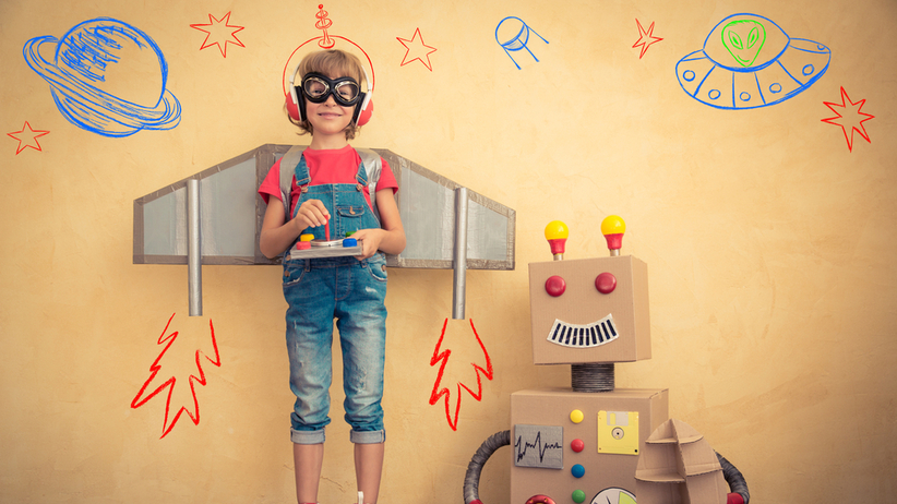 W co się bawić z dziećmi w domu?