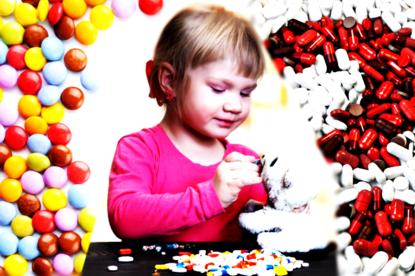 Leki to nie cukierki: dzieciom mogą szkodzić bardziej niż dorosłym