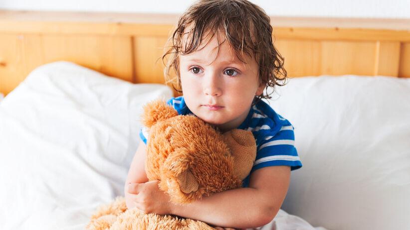 Moczenia nocnego nie zalicza się do zaburzeń psychicznych