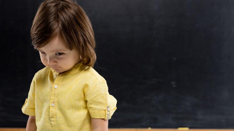 Przyczyny nieśmiałość u dzieci.