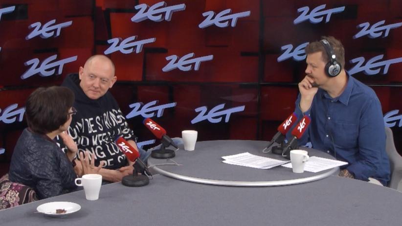 Paweł Burczyk w Radiu ZET