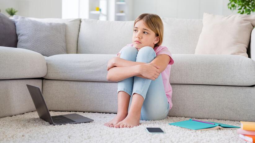 Problemy psychiczne dzieci w pandemii
