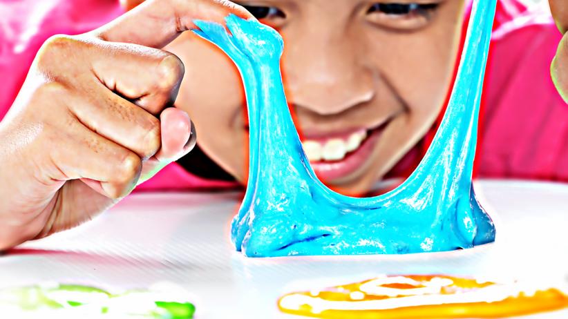 Slime glut: toksyny w popularnej zabawce dla dzieci