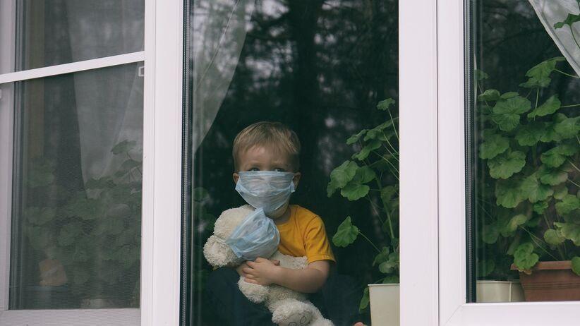 Dzieci w czasie pandemii potrzebują pomocy