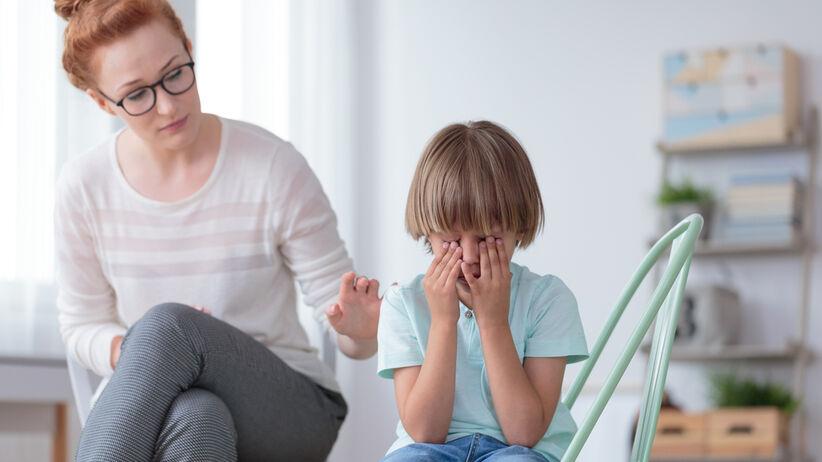 Leczenie traumy u dziecka