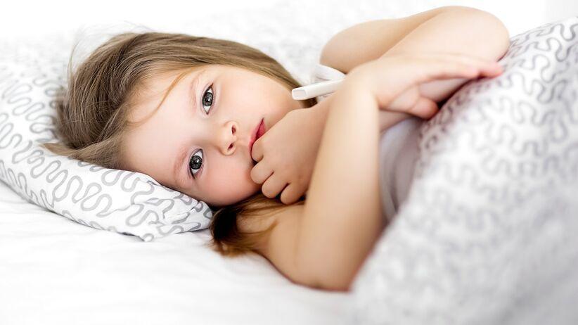 Twoje dziecko ciągle choruje? Zobacz, jak uniknąć zarażenia