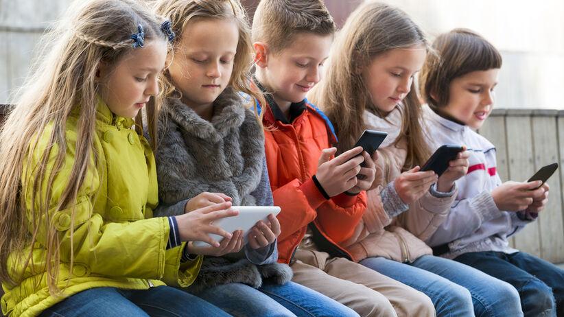 Uzależnienie od telefonu u dzieci