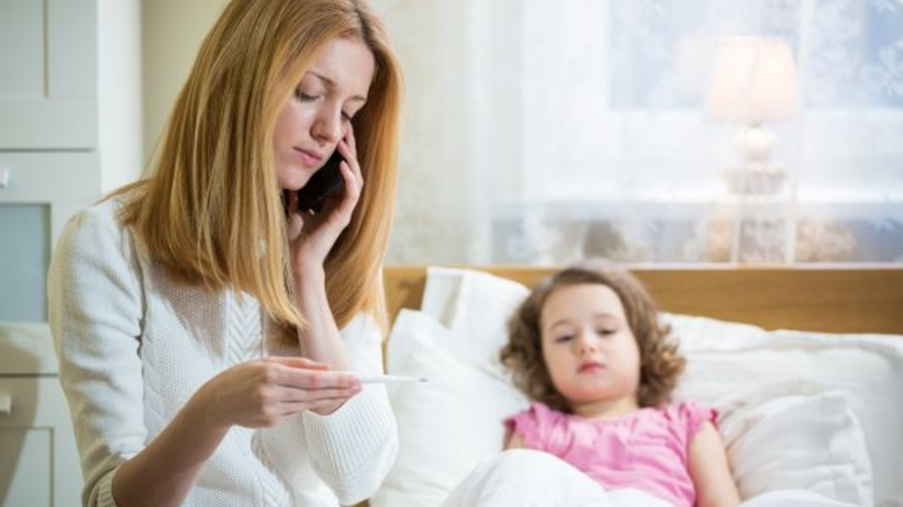 Zapalenie płuc u dziecka