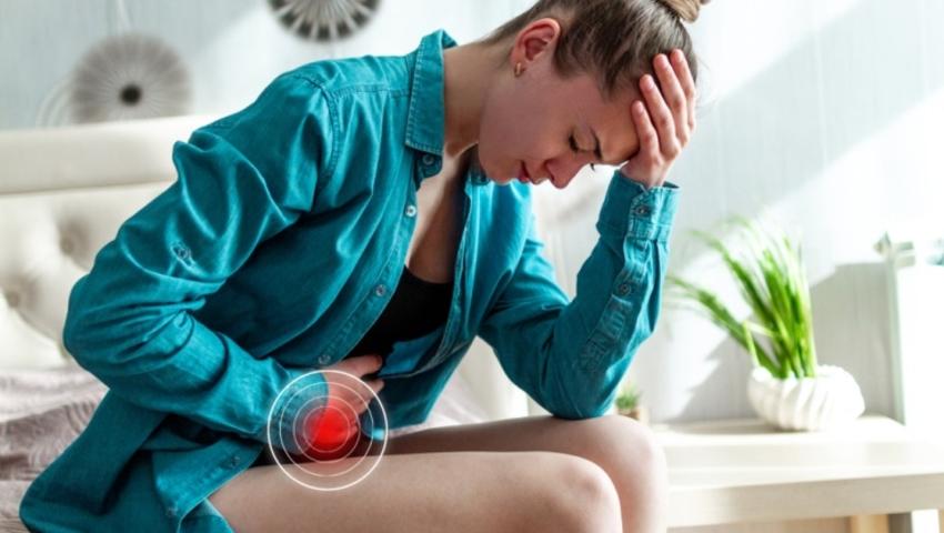 Ból towarzyszący zapaleniu pecherza