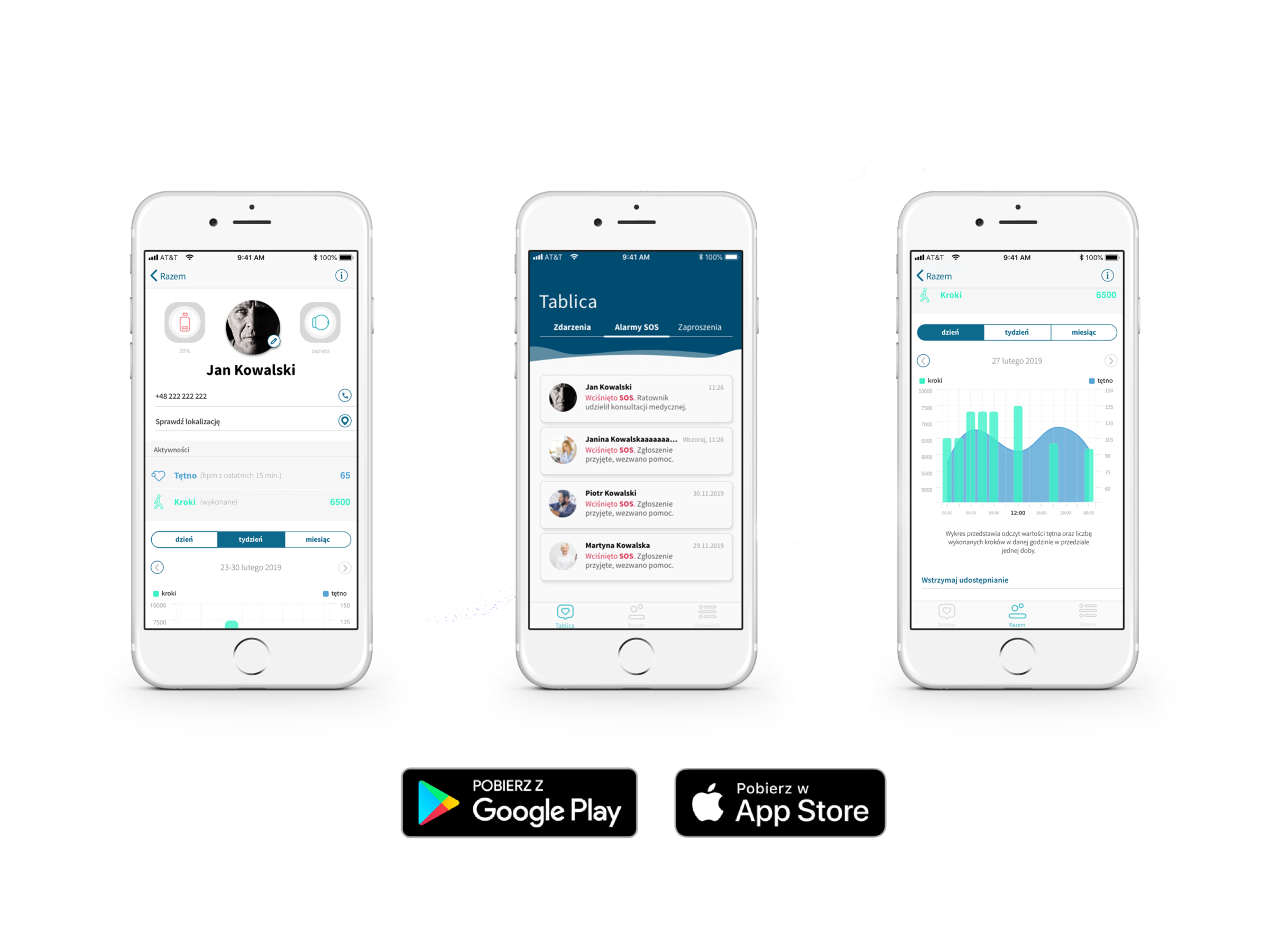 aplikacja CareMate