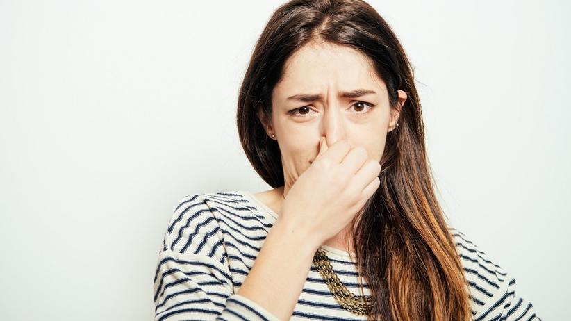 Nieprzyjemny zapach... z ust, pochwy, potu oraz moczu
