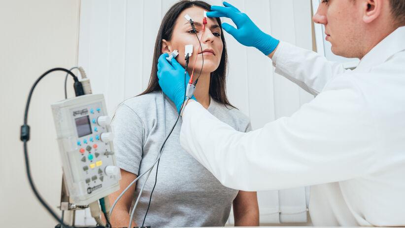 Badanie elektromiografia