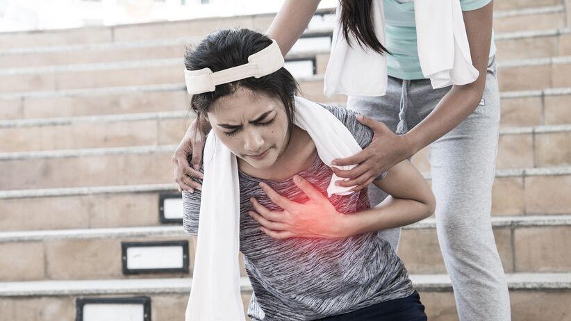 Kołatanie serca - czy to groźny objaw?