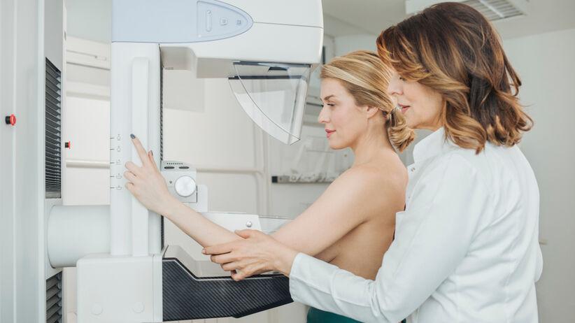 Mammografia piersi