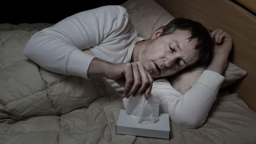 Poty nocne to objaw wielu chorób