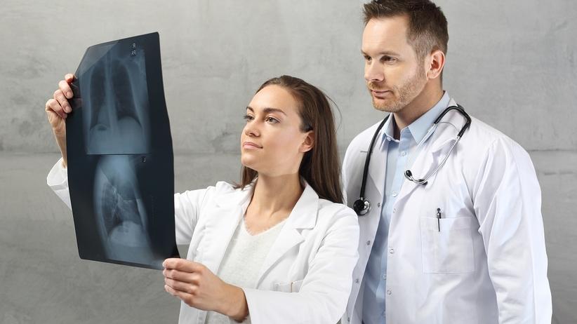Rentgen u osób otyłych zwiększa ryzyko raka