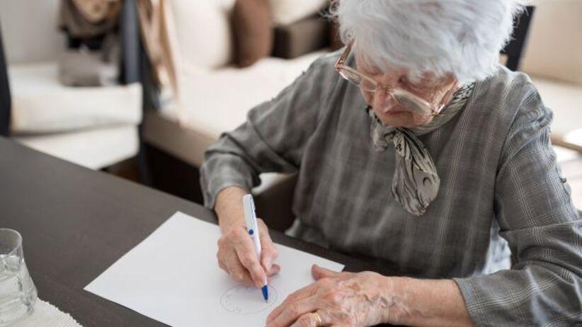 Test na Alzheimera