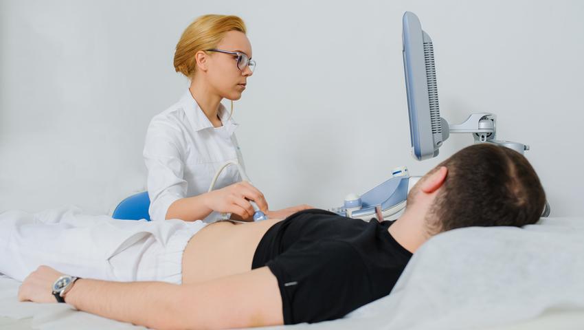 Badanie USG jamy brzusznej wymaga specjalnego przygotowania.