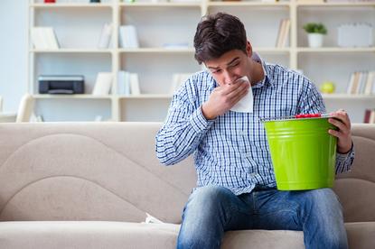 Wymioty to odruch obronny organizmu. Jakie są przyczyny wymiotów?