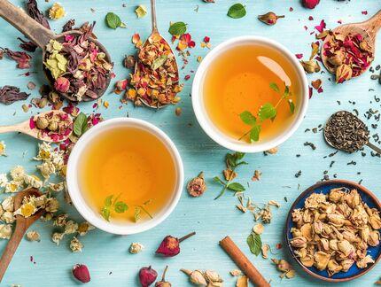Herbatki napotne. 5 przepisów