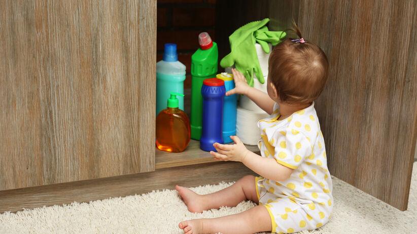 Uwaga na detergenty