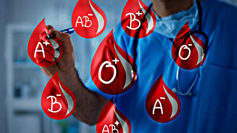 Grupy krwi, grupa krwi 0, ryzyko krwotoku podczas urazów