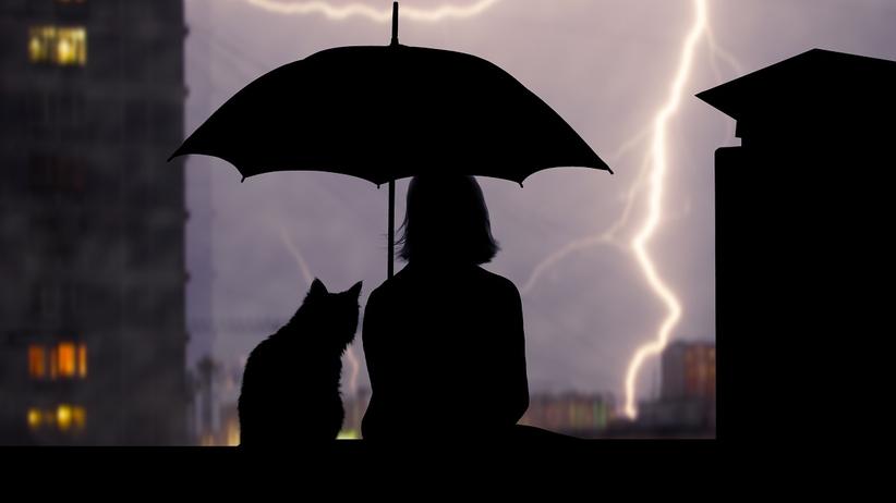 Burza - porażenie piorunem, pierwsza pomoc