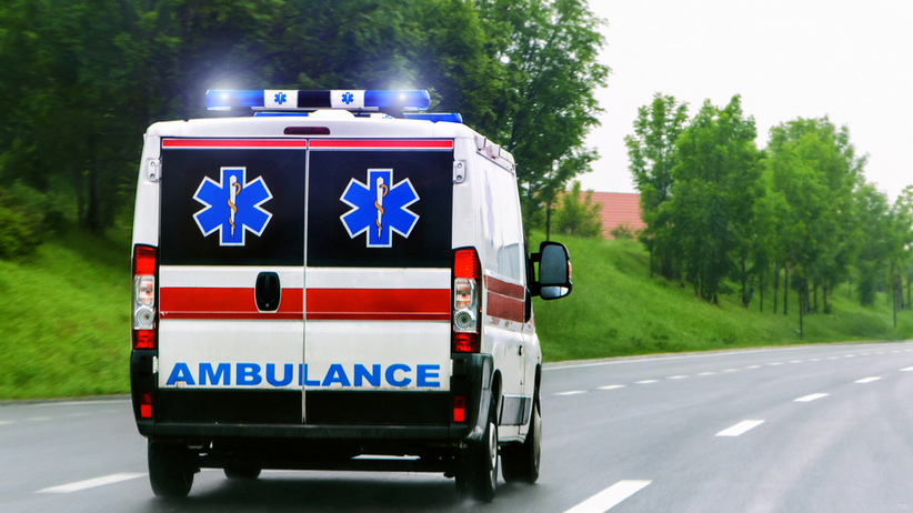 Ratownik medyczny pogryziony przez psa