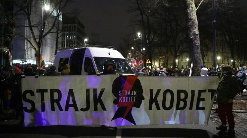 Protesty ws. wyroku Trybunału Konstytucyjnego ws. pandemii