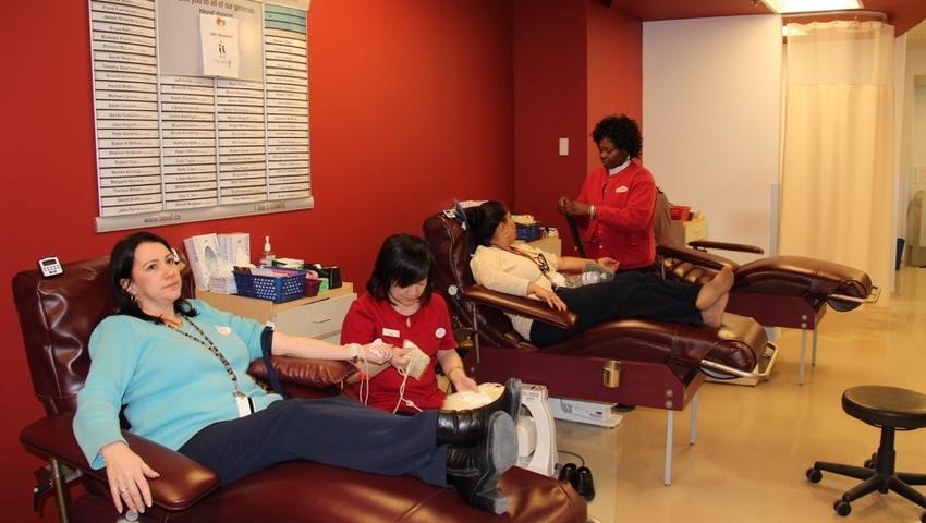 Oddawanie krwi - Przywileje honorowego dawcy krwi