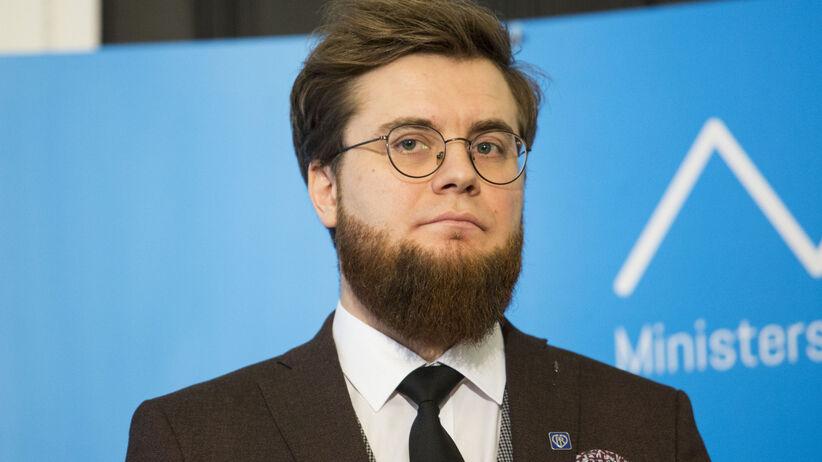 Dr Jarosław Biliński/fot. Andrzej Hulimka REPORTER