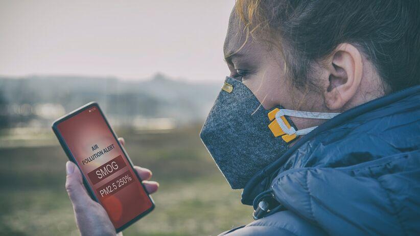 Alarm smogowy - nowe poziomy alarmowania i informowania