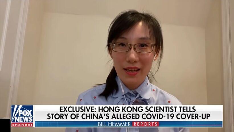 Li-Meng Yan  oskarża Chiny