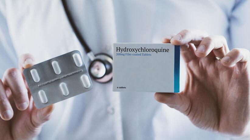 Chlorochina w leczeniu COVID-19 to kontrowersyjna sprawa