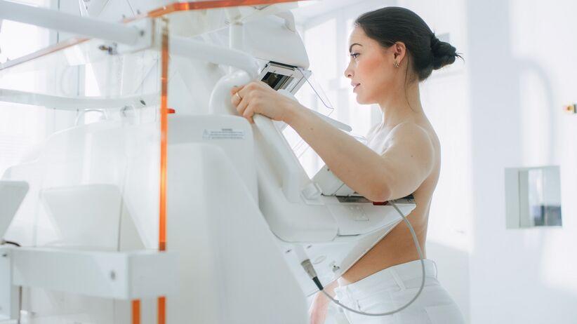 Wczesne wykrycie raka piersi - sztuczna inteligencja