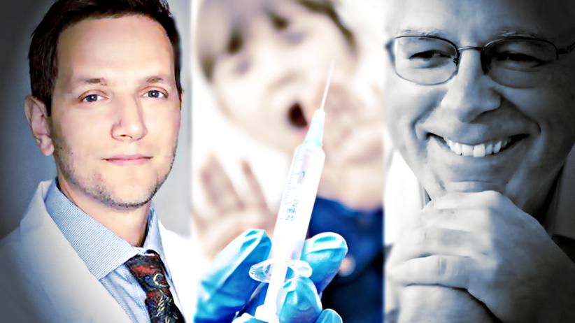 Dawid Ciemięga: wypowiedział wojnę antyszczepionkowcom, teraz walczy z Jerzym Ziębą