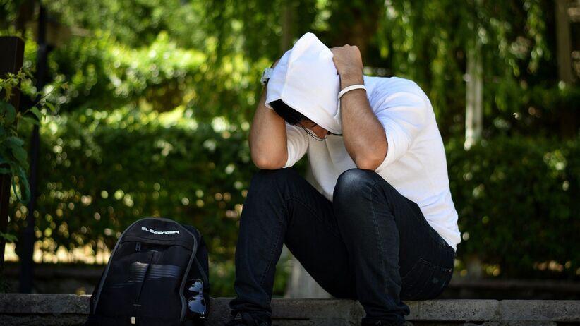 Nastolatek w depresji