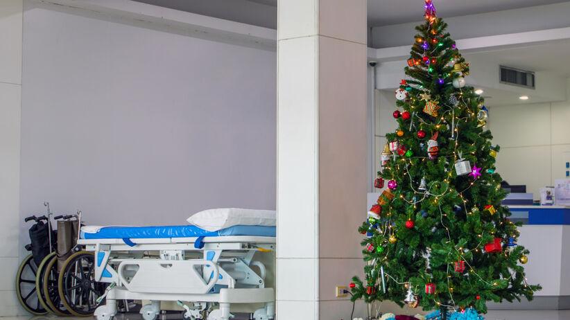 Święta w szpitalu