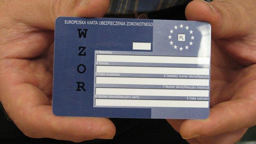 EKUZ Europejska Karta Ubezpieczenia Zdrowotnego