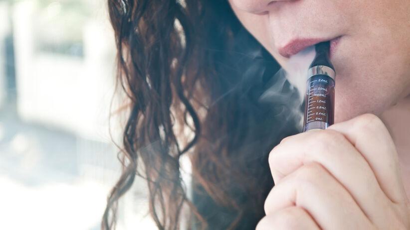 Szkodliwość e-papierosów.