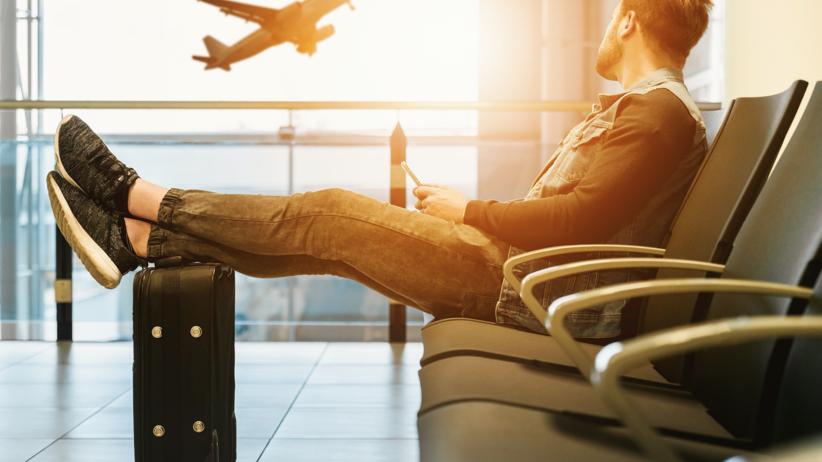 Lotnisko, zarazki, lot, pasażer, choroby zakaźne