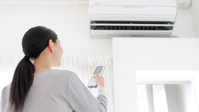 Klimatyzacja przynosi ulgę w upale, ale może być szkodliwa dla zdrowia