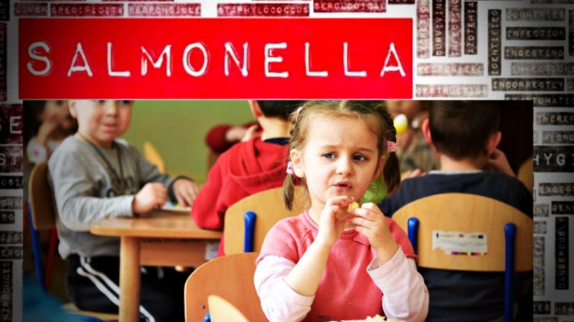 Salmonella znów atakuje! Do szpitala trafiło kilkoro przedszkolaków
